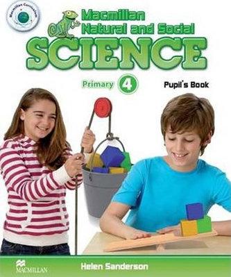 Macmillan Natural and Social Science 4: Pupil´s Book Pack - Morris Joy, Ramsden Joanne
