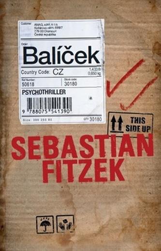 Balíček Psychothriller - Sebastian Fitzek