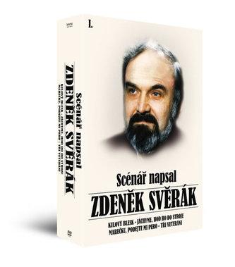 Scénář napsal Zdeněk Svěrák - 4 DVD kolekce - neuveden