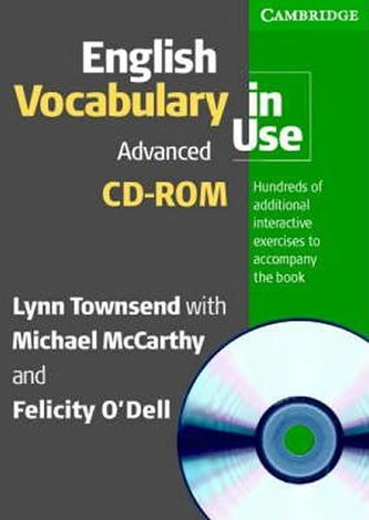 English Vocabulary in Use: Advanced: CD-ROM for Windows and Mac - Townsend Lynn