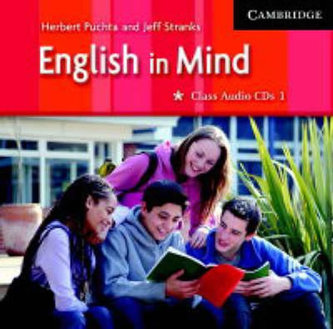 English in Mind 1: Class Audio CDs (2) - Puchta, Herbert