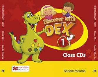 Discover with Dex 1: Class Audio CD - Mourao Sandie
