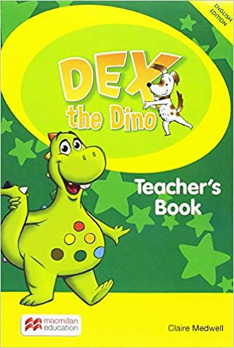 Dex the Dino: Teacher´s Book Pack - Mourao Sandie