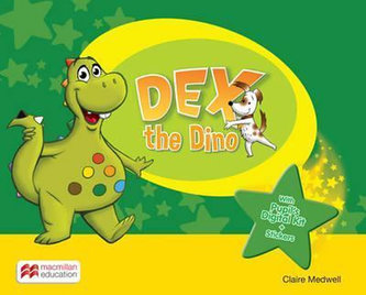 Dex the Dino: Pupil´s Book Pack - Mourao Sandie