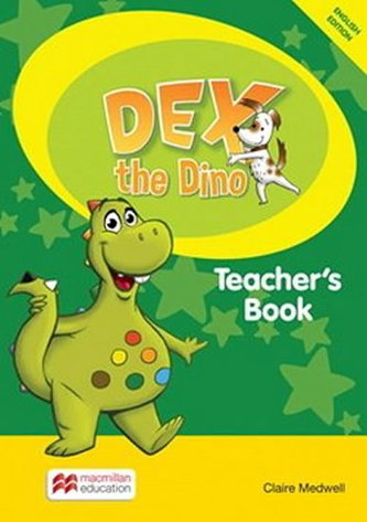 Dex the Dino: Presentation Kit - Mourao Sandie