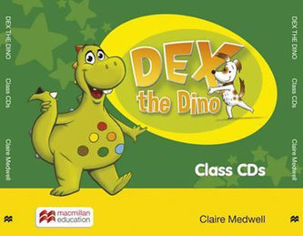 Dex the Dino: Class Audio CD - Mourao Sandie