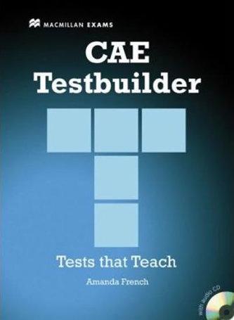 CAE Testbuilder New Ed.: Without Key + Audio CD - French, Amanda