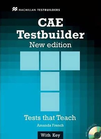 CAE Testbuilder New Ed.: With Key + Audio CD - French, Amanda