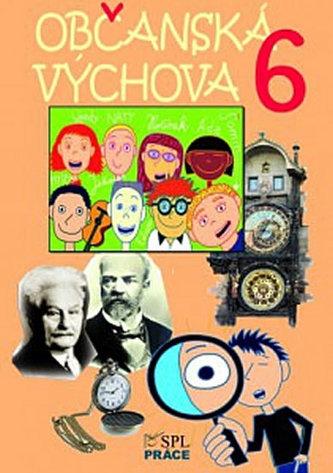 Občanská výchova 6 - Náhled učebnice