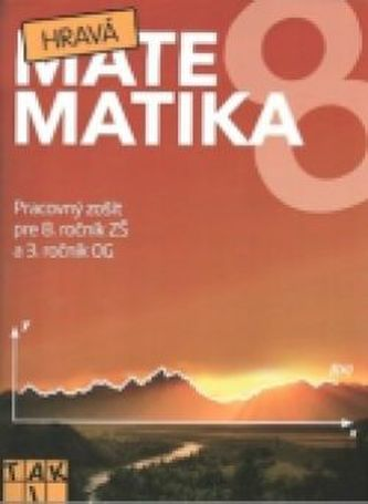 Hravá matematika 8 - Katarína Poláčiková