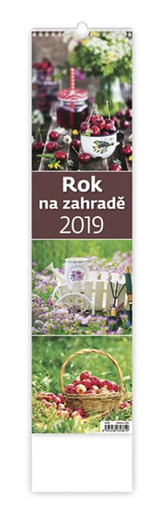 Kalendář nástěnný 2019 - Rok na zahradě - neuveden