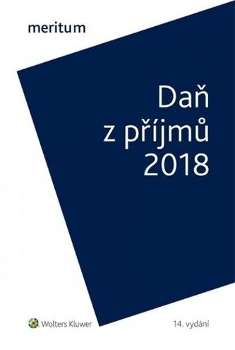 Daň z příjmů 2018 - Jiří Vychopeň