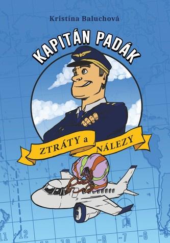 Kapitán Padák & Ztráty a nálezy - Kristína Baluchová