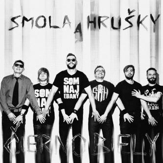 CD Smola a Hrušky-Čiernobiely - kolektiv