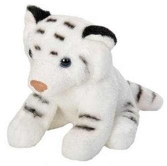 Ivana Kohoutová - Plyšový tygr bílý