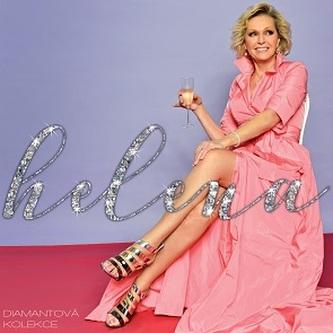 Diamantová kolekce - 5 CD - Helena Vondráčková