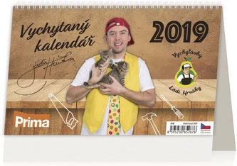 Kalendář stolní 2019 - Vychytávky Ládi Hrušky - neuveden