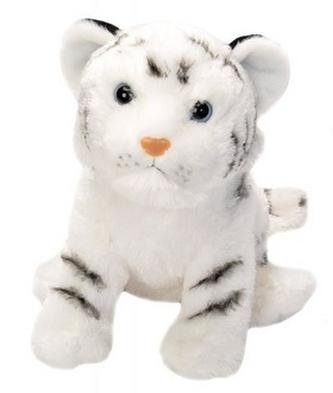 Ivana Kohoutová - Plyšový Tygr bílý 30 cm
