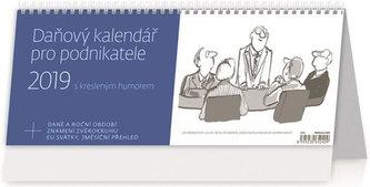 Kalendář stolní 2019 - Daňový kalendář pro podnikatele - neuveden