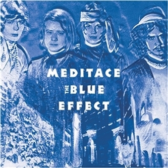Meditace The Blue Effect - CD - The Blue Effect