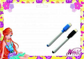Nakladatelství AKIM, s.r.o. - Stíratelná tabulka Winx Club fashion