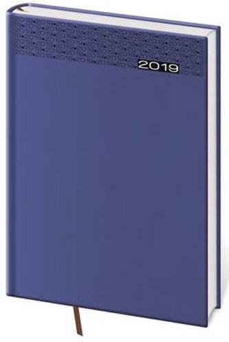Diář 2019 - Gommato/týdenní A5/modrá - neuveden