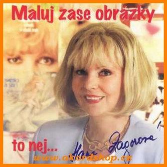 Maluj zase obrázky - CD - Hana Zagorová