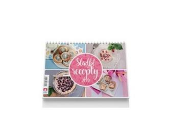 Sladké recepty 2019 - stolní kalendář