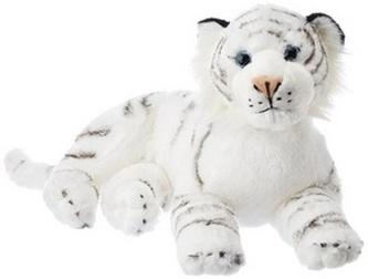 Ivana Kohoutová - Plyšový Tygr bílý 40 cm