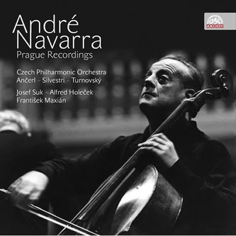 Prague Recordings - 5CD - Navarra André