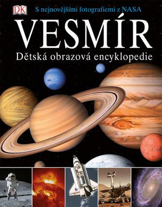 Vesmír. Dětská obrazová encyklopedie - neuveden