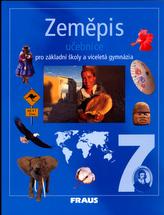 Zeměpis 7 Učebnice