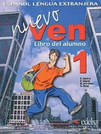 Nuevo ven 1 (Libro del alumno) - Náhled učebnice