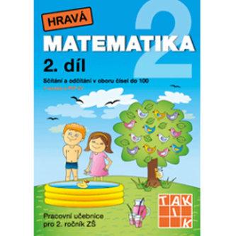 Hravá matematika 2 - Pracovní učebnice 2. díl - neuveden