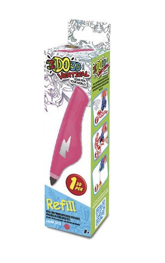 IDO3D Vertical: náhradní náplň - růžová - neuveden