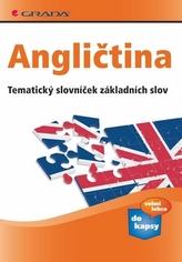 Angličtina Tématický slovníček základních slov