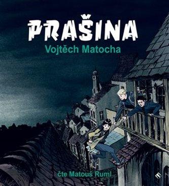 Paseka - Prašina (1x Audio na CD - MP3)