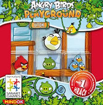 Angry Birds: Playdroud: Útok/SMART hra - Peeters Raf