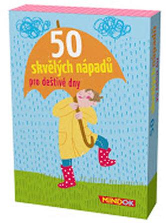 50 skvělých nápadů pro deštivé dny - Berger, Nicola