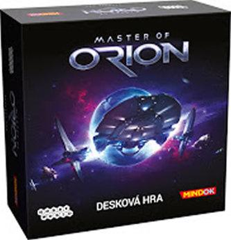Master of Orion: Desková hra - Skljujev Igor, Gornová Jekatěrina