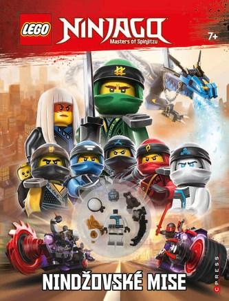 LEGO® NINJAGO® Nindžovské mise - kolektiv
