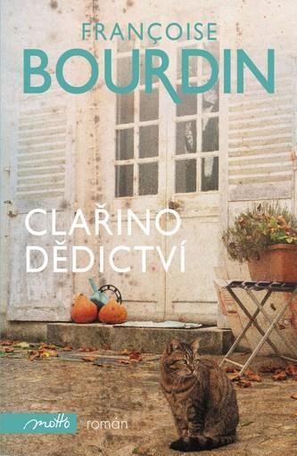 Clařino dědictví - Francoise Bourdin