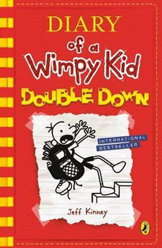 Diary of a Wimpy Kid 11: Double Down - Kinney Jeff