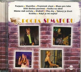 Pocta Semaforu - CD - Různí interpreti