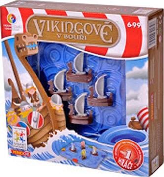 Mindok - Vikingové v bouři: SMART hra