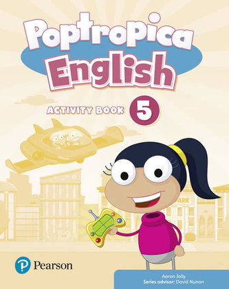 Poptropica English Level 5 Activity Book - Jolly Aaron