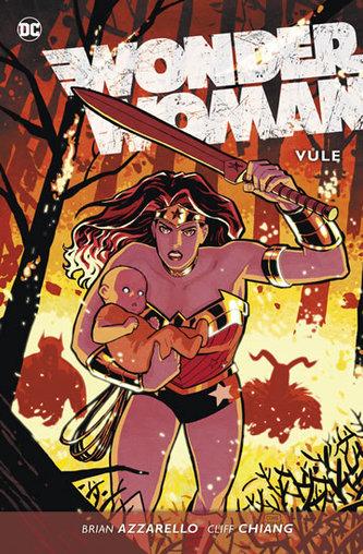 Wonder Woman Vůle - Brian Azzarello