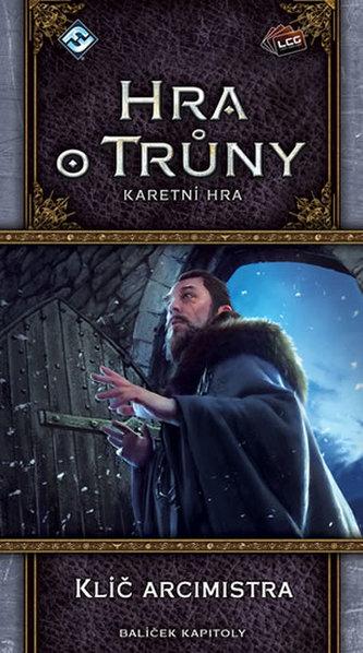 Hra o trůny - karetní hra: Klíč arcimistra - neuveden