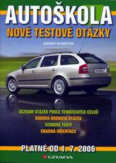 Autoškola nové testové otázky 2006