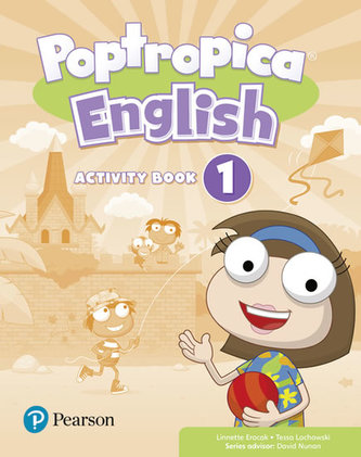 Poptropica English Level 1 Activity Book - Linnette Ansel Erocak, Regina Raczyńska